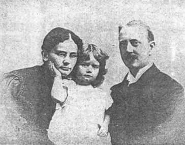 존스 선교사 가족사진