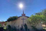 텍사스 히스패닉 침례교회.