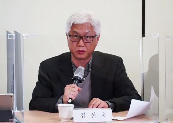 김선욱 교수
