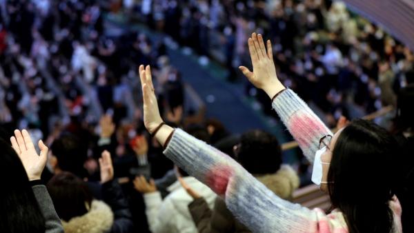 사랑의교회 추수감사주일예배