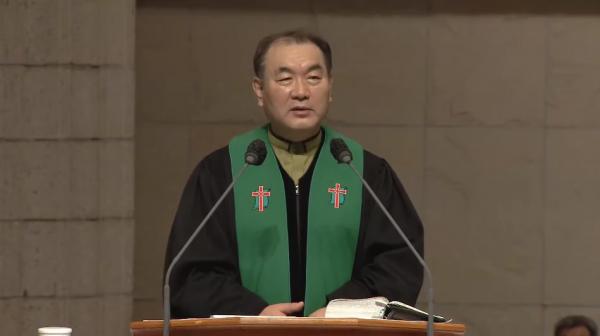 영락교회 11월 15일 추수감사주일예배