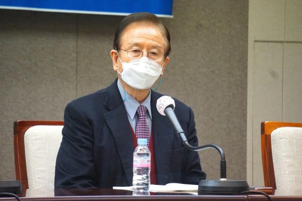 한국교회언론회 코로나19 예배