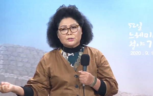 이순실 집사(탈북민, 방송인-이만갑 출연)