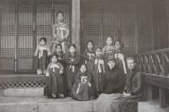 1890년 정신여학당