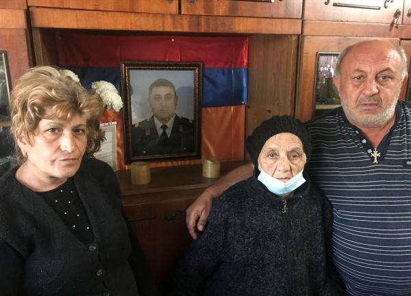 아르메니아 아제르바이잔 전쟁 2020