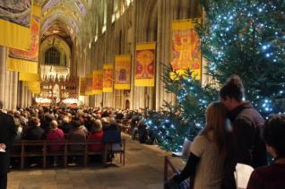 윈체스터 성탄절 예배