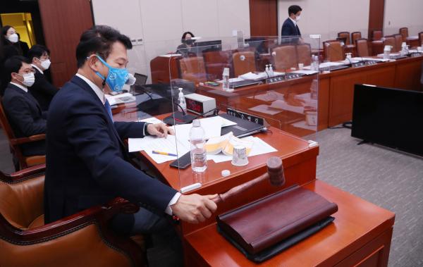 송영길 의원 외교통일위원회