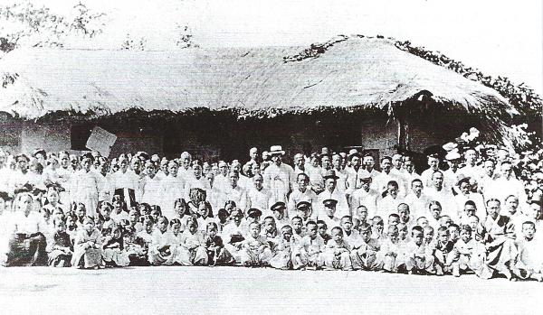 왐볼드 선교사의 '33일간의 지방 사경회' 자료사진