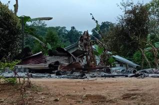 한국VOM IS 인도네시아 공격