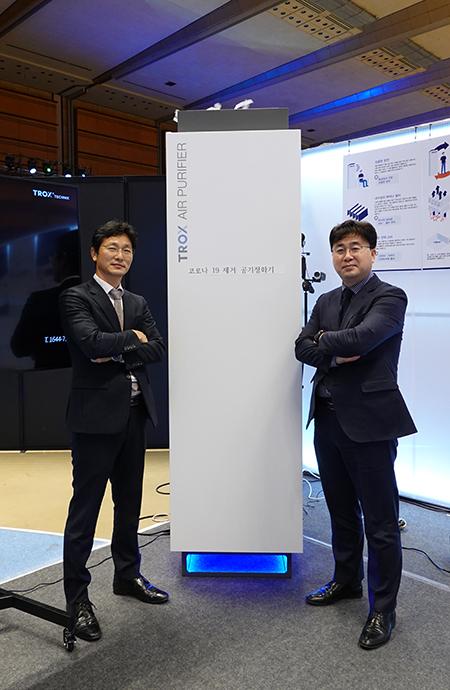 김보성 보성테크닉스 대표, 정찬국 씨에스인트로 대표