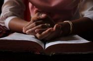 기도 예배 성경