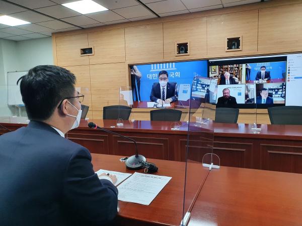 지성호 의원 북한인권