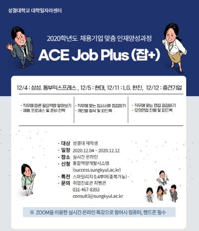 성결대 ACE Job Plus