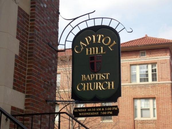 캐피톨힐 침례교회