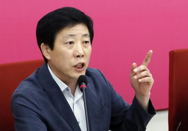 자유북한운동연합 박상학 대표