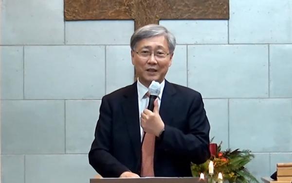 유기성 목사(선한목자교회)_서기연 종강예배