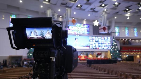 사랑의교회 성탄예배