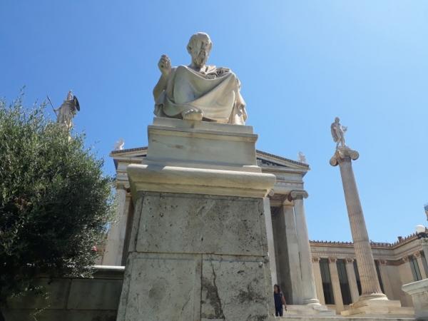 소크라테스 동상