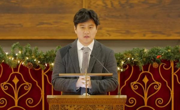 메트로폴리탄연합감리교회 김진우 목사