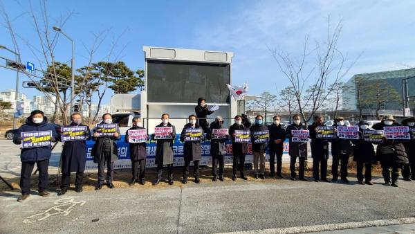 한국교회수호결사대