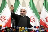 이란 로하니 신임 대통령