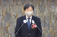 예장 고신 총회장 박영호 목사.
