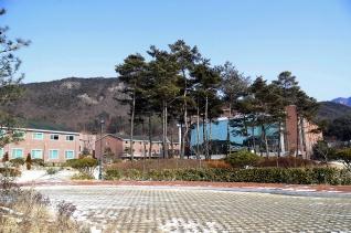 경북 상주시에 있는 BTJ열방센터.
