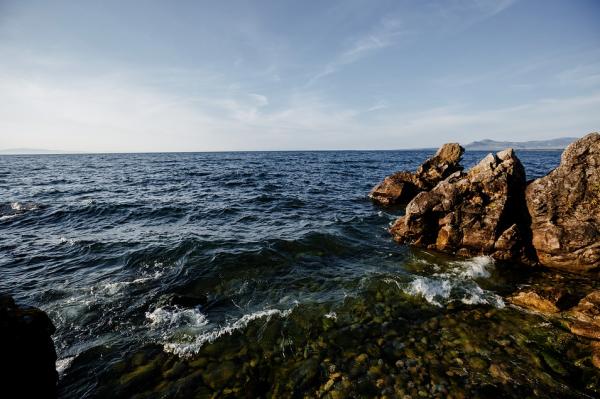 러시아의 바이칼 호수