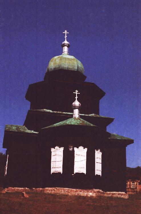 메섹땅 부리야트의 정교회