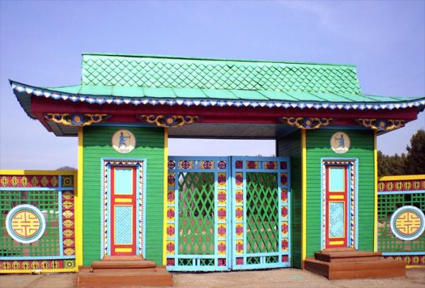 부리야트 민속박물관