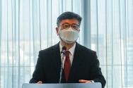 """강대흥 KWMA 신임 사무총장은 """"한 단체, 한 단체를 귀하게 생각하고 화합을 이뤄 나가겠다""""고 말했다."""