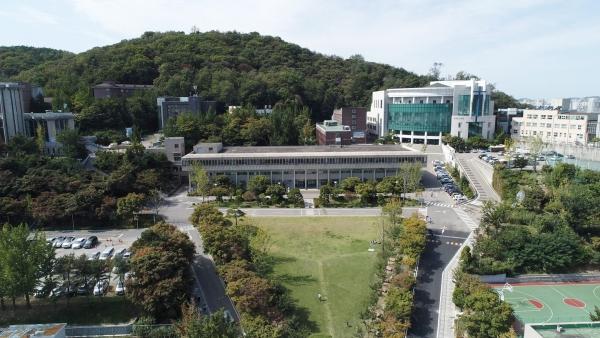 서울신학대학교 전경 서울신대