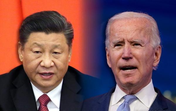 시진핑 중국 국가주석과 바이든 미국 대통령 ⓒ뉴시스