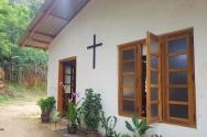 스리랑카 날라카 목사가 사역하는 교회.