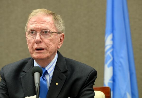 마이클 커비 전 유엔 북한인권 조사위원장