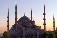 이슬람교의 성전 '모스크'