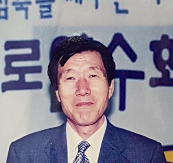 故 강신석 목사