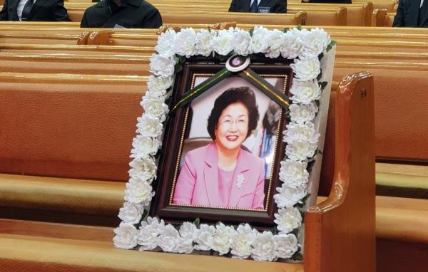 故 김성혜 총장