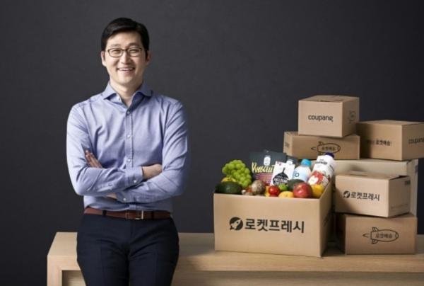 쿠팡 김범석 대표