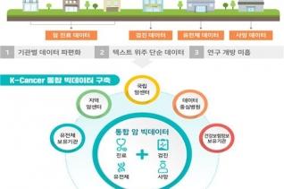 한국형 암 통합 빅테이터 구축 방법