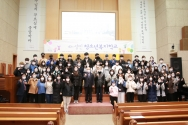 제43기 성민청소년복지학교 단체사진