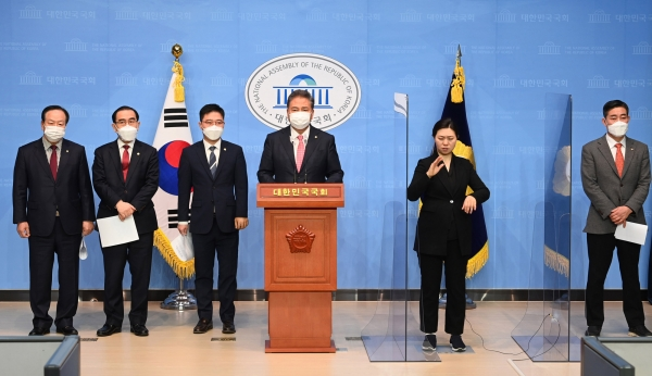 국민의힘 외교안보특별위원회