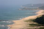 강원도 고성군 통일전망대 인근 남측 해변