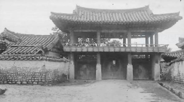 강원감영 포정루