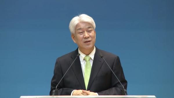 포도원교회 김문훈 목사
