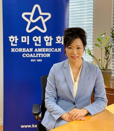 한미연합회 유니스 송(Eunice H. Song, Esq.) 대표