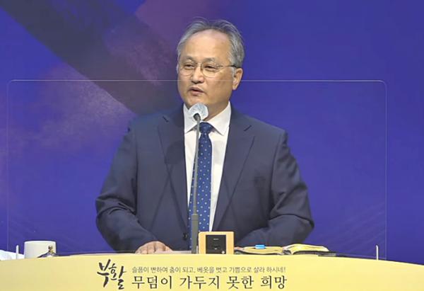 김상철 목사(영화 '제자, 옥한흠', '부활 그 증거' 감독)