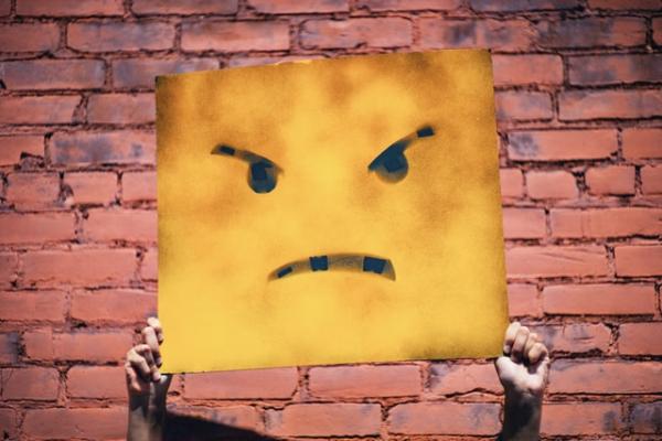 분노 화남