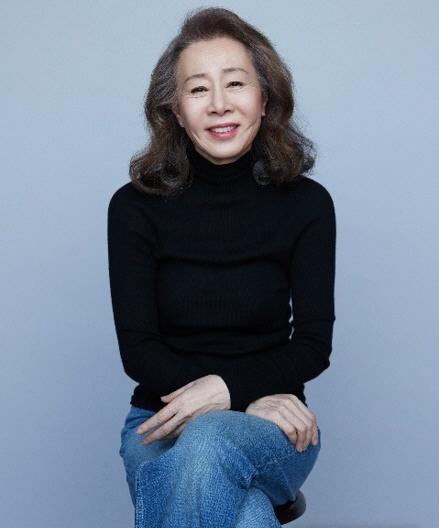 배우 윤여정. ⓒ후크 엔터테인먼트