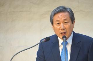 예장 통합 총회장 신정호 목사